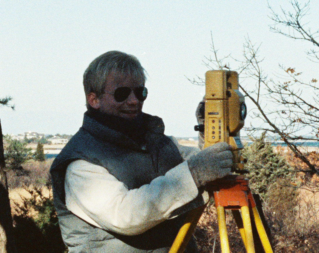 professional land surveyors